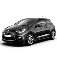 Citroen DS3 Boot Liner (2011 Onwards)