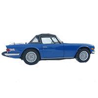 Triumph TR6 1969-1976