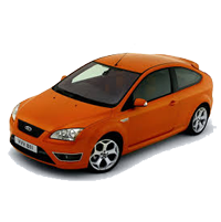 Ford Focus Boot Liners (All Models) (2005-2011)