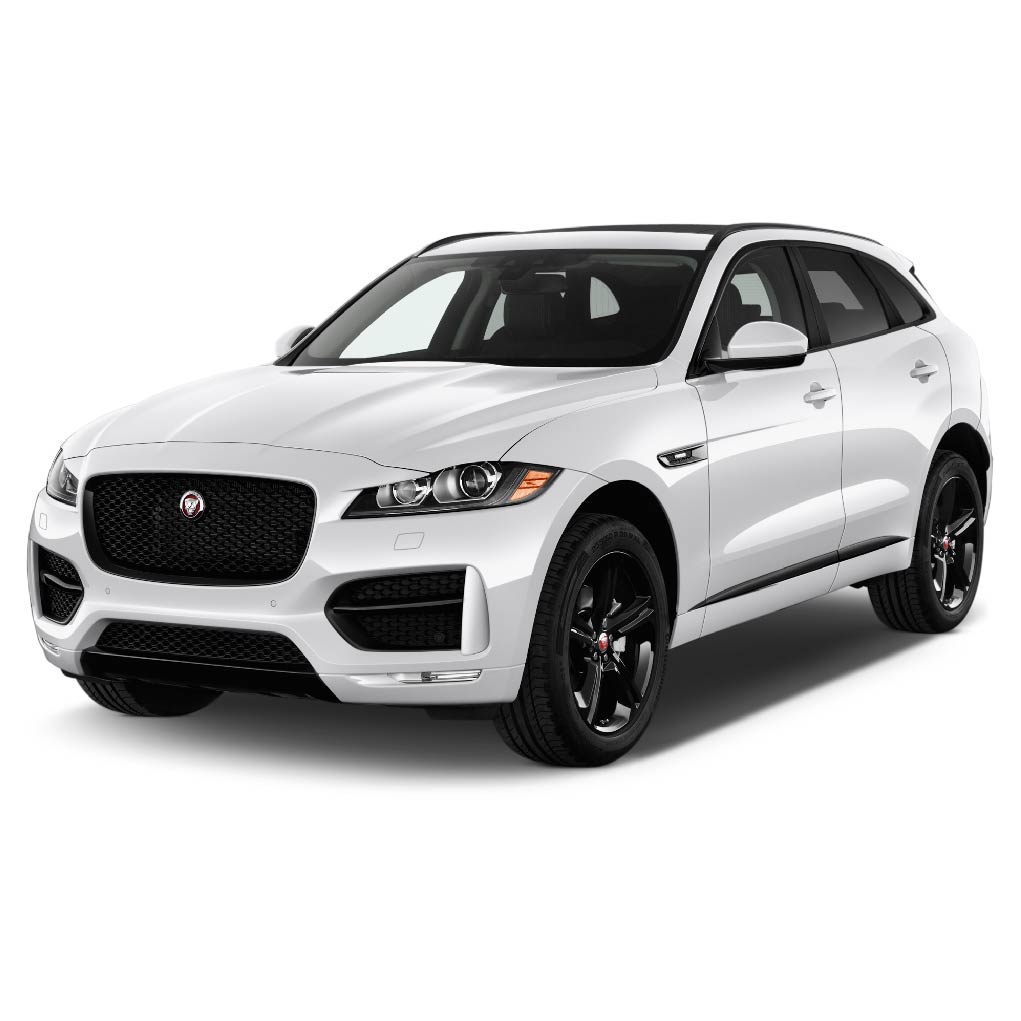 Jaguar F-Pace (2016 Onwards)