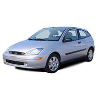 Ford Focus Boot Liners (All Models) (1998-2005)