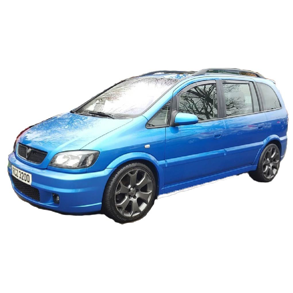 Vauxhall Zafira A GSI 1999-2005