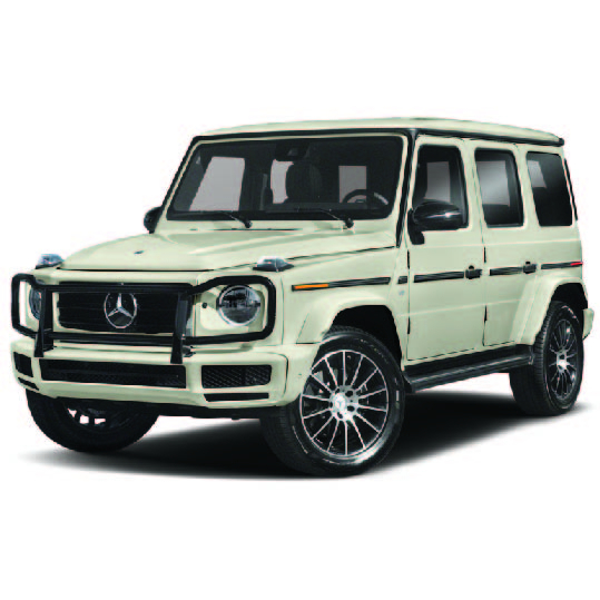 "Mercedes G Class W463 ""G Wagon"" 2018 Onwards"