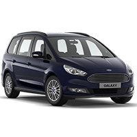 Ford Galaxy Boot Liner (2015 Onwards)