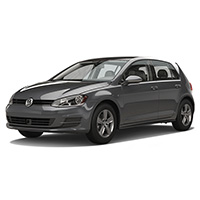 VW Golf Mk7 Boot Liners (2012 - 2019)