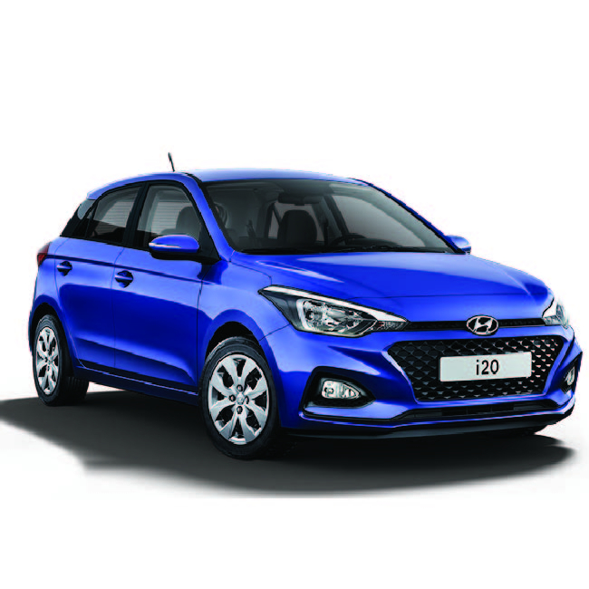 Hyundai i20 2015 onwards