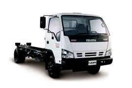 Isuzu NQR Car Mats