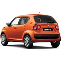 Suzuki Ignis Boot Liner (2003-2015)