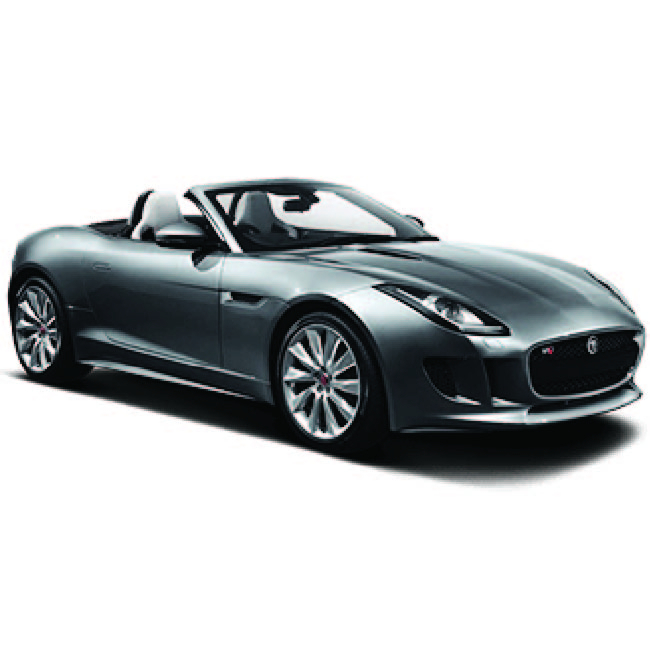 Jaguar F Type Convertible 2013 Onwards