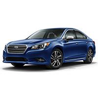 Subaru Legacy Boot Liners