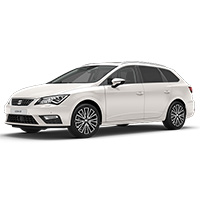 Seat Leon Boot Liners