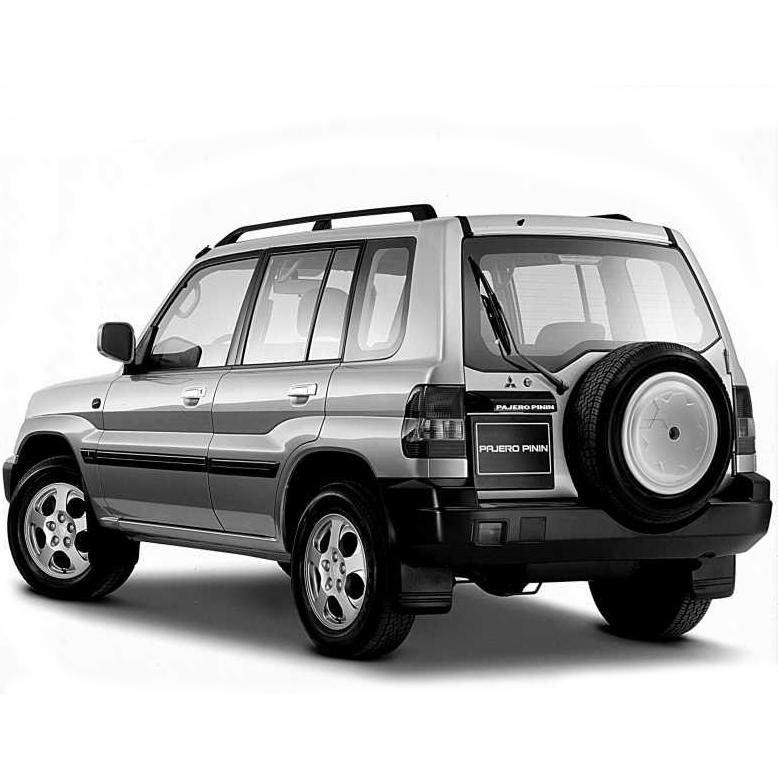 Mitsubishi Shogun LWB & Pajero LWB 2000-2006