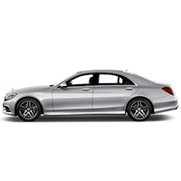 Mercedes S Class LWB W222 2013 Onwards