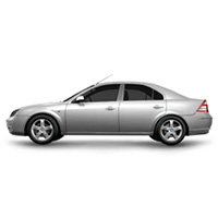 Ford Mondeo Boot Liners (All Models) (2000-2007)