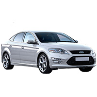 Ford Mondeo Boot Liners (All Models) (2007-2014)