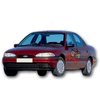 Ford Mondeo Boot Liners (All Models) (1993-2000)