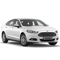 Ford Mondeo Boot Liners (All Models) (2014 Onwards)