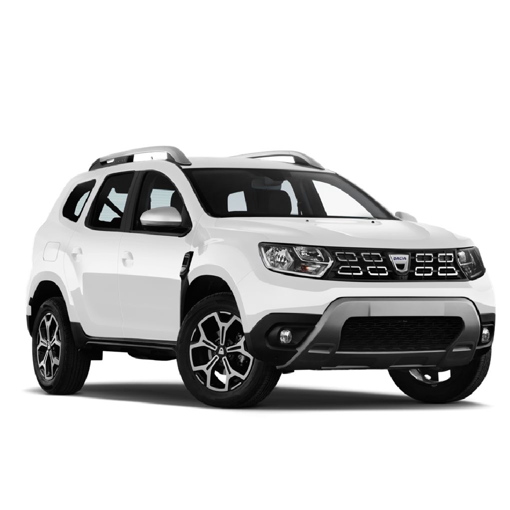 Dacia Duster II Boot Liners 2018 Onwards