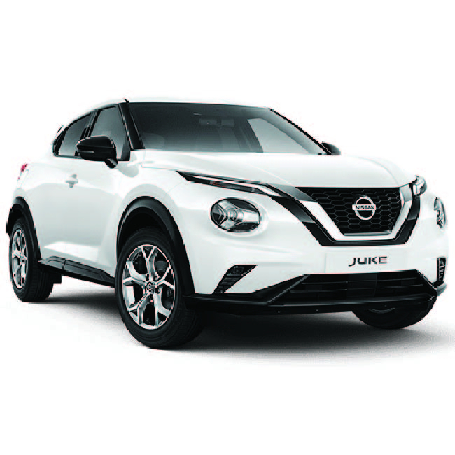 Nissan Juke 2019 Onwards