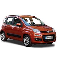 Fiat Panda Boot Liners