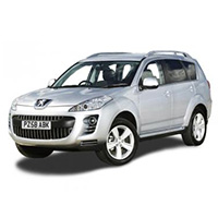 Peugeot 4007 2007 Onwards (manual)