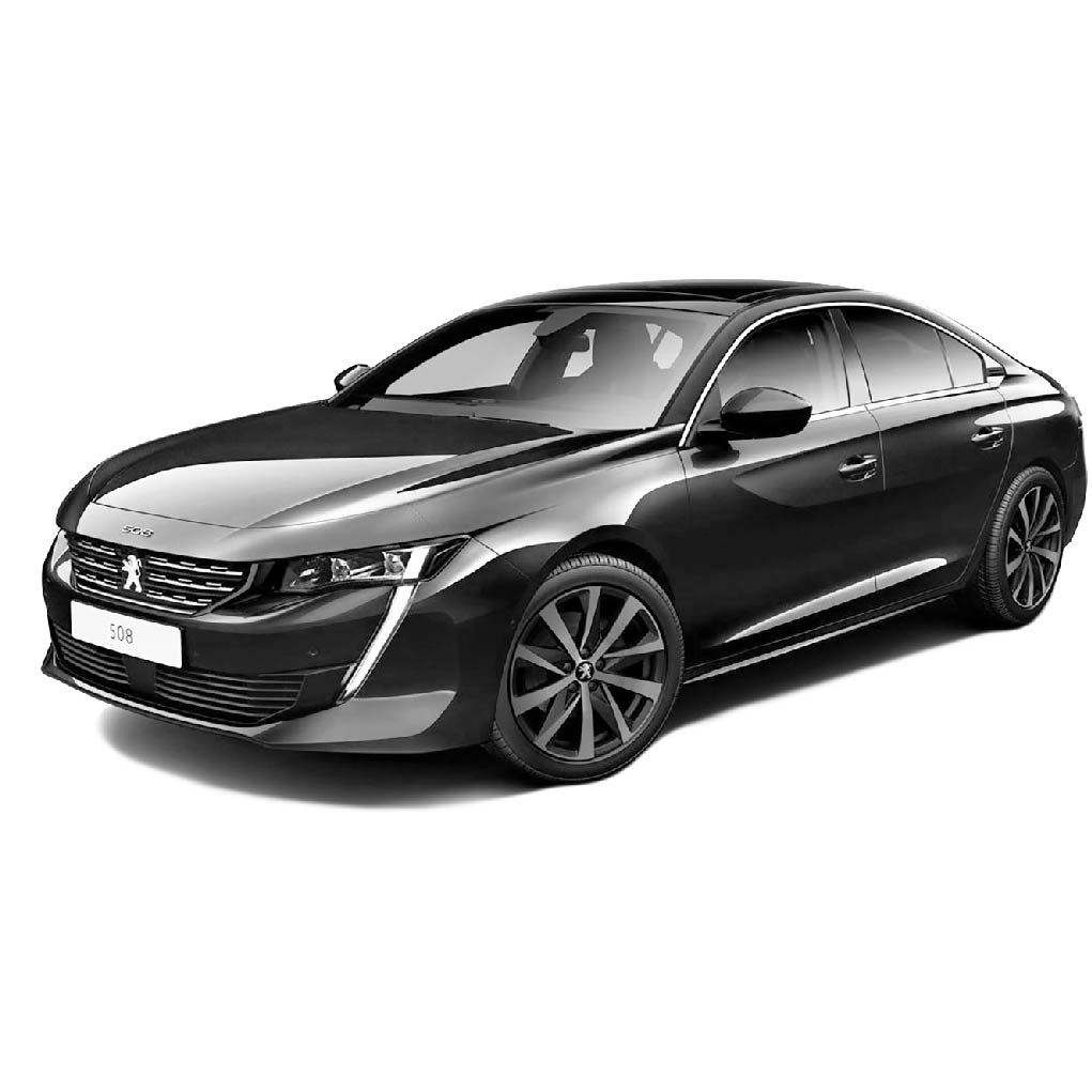 Peugeot 508 Boot Liners (All Models)