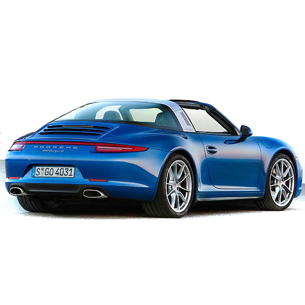 Porsche 911 (991) 2012-Onwards