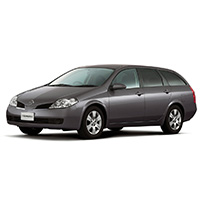 Nissan Primera Boot Liners