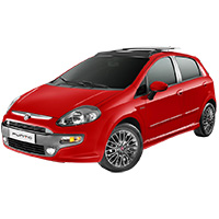 Fiat Punto Boot Liners (2010 - 2018)