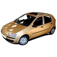 Fiat Punto Boot Liner (1999-2005)
