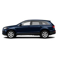 Audi Q7 Boot Liners (All Models) (2005-2016)