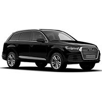 Audi Q7 Boot Liners