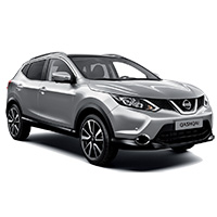 Nissan Qashqai Boot Liners (2014 Onwards)