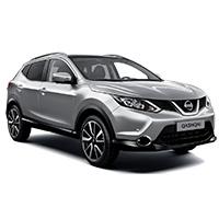 Nissan Qashqai Car Mats