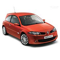 Renault Megane Boot Liners (2002-2009)