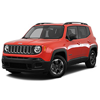 Jeep Renegade Boot Liner (2015 Onwards)