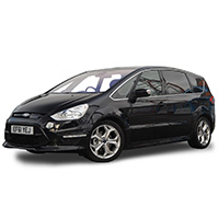 Ford S-Max Boot Liner (2006-2014)