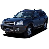 Hyundai Santa Fe Boot Liner (2000-2006)