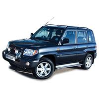 Mitsubishi Shogun (Pajero) Sport Boot Liner (2002-2008)