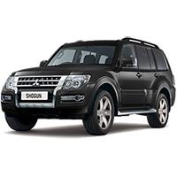 Mitsubishi Shogun (Pajero) Boot Liner (2006 - 2014)