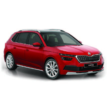 Skoda Kamiq 2017 Onwards