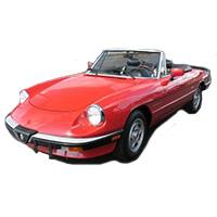 Alfa Romeo Spider (1976 - 1994)