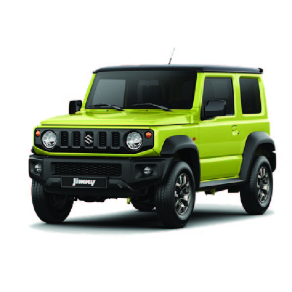 Suzuki Jimny 2018 Onwards