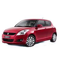 Suzuki Swift Boot Liners