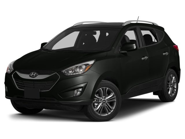 Hyundai Tucson 2015 Onwards