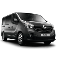 Renault Trafic Crew Cab 2014 Onwards