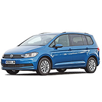VW Touran Boot Liner (2015 Onwards)