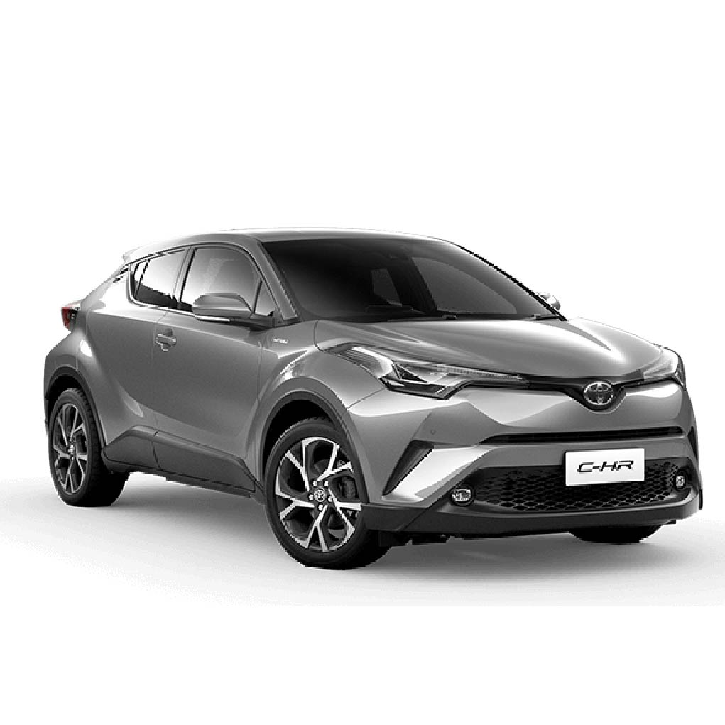 Toyota C-HR Car Mats (2016 Onwards)