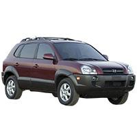 Hyundai Tucson Boot Liner (2004-2014)