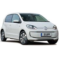 VW Up Boot Liner (2012 Onwards)